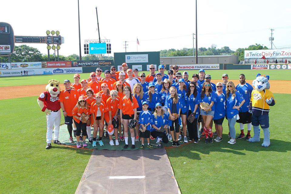 City of Hope Celebrity Softball Game | event | Nashville
