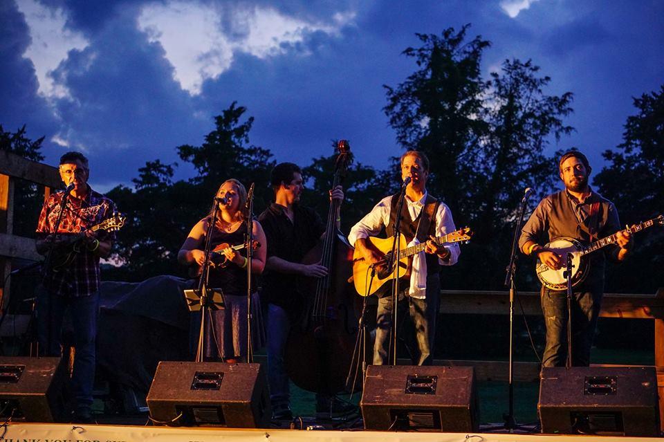 Full Moon Pickin Parties - Nashville