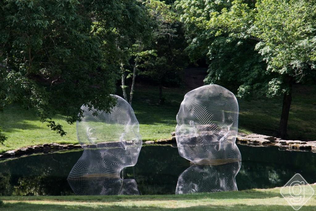 Jaume Plensa - Human Landscape - Cheekwood-14
