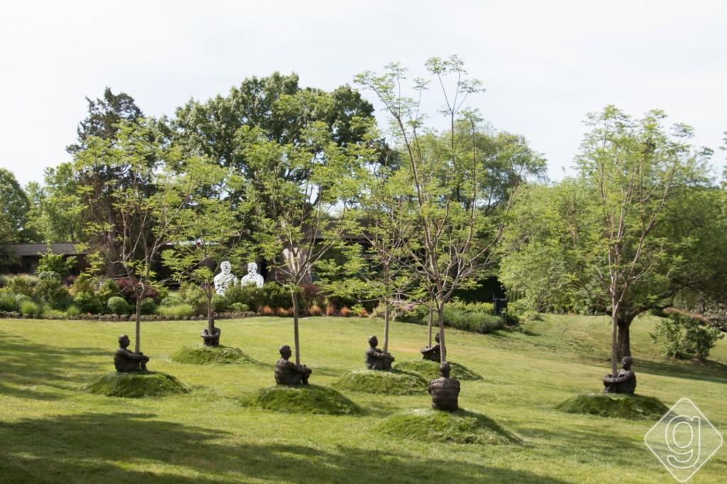 Jaume Plensa - Human Landscape - Cheekwood-18