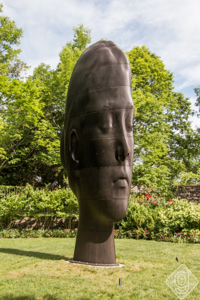 Jaume Plensa - Human Landscape - Cheekwood-19