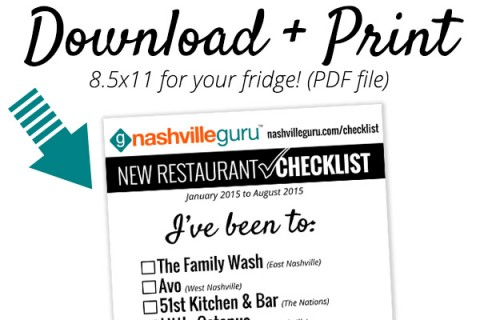New Restaurant Checklist Download Letter August 2015