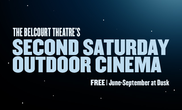 Second Saturday Outdoor Cinema at Belcourt