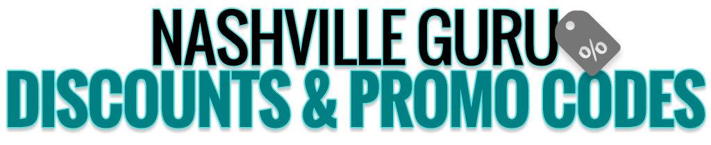 Nashville Discounts, Deals, & Coupons | Nashville Guru