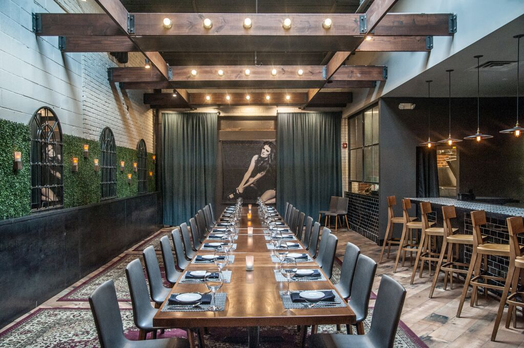 MOTO - Private Dining