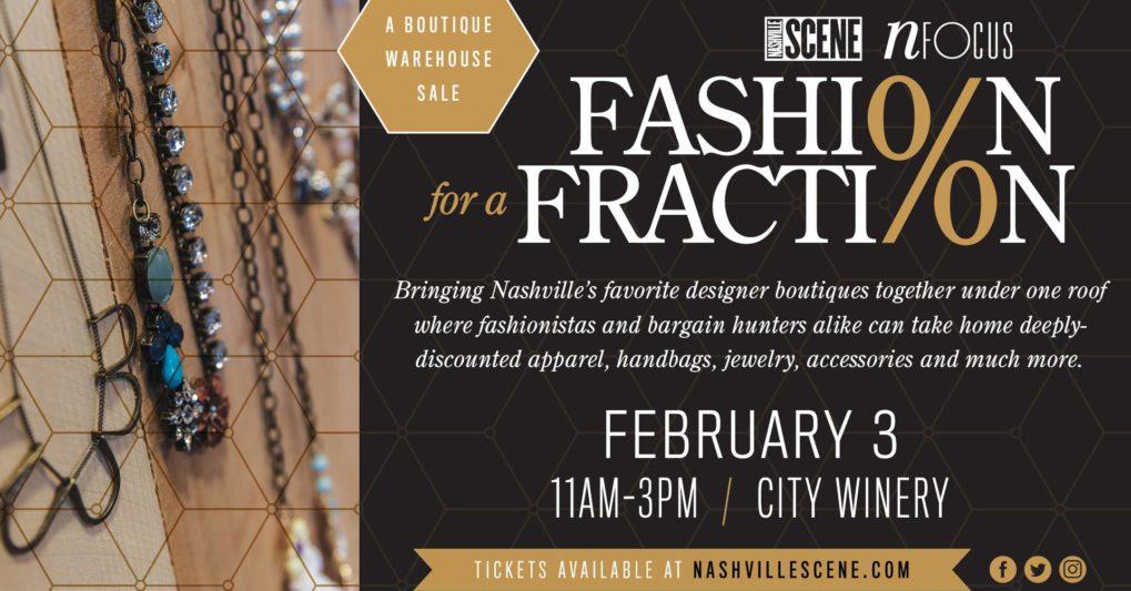 Fashion For A Fraction Nashville