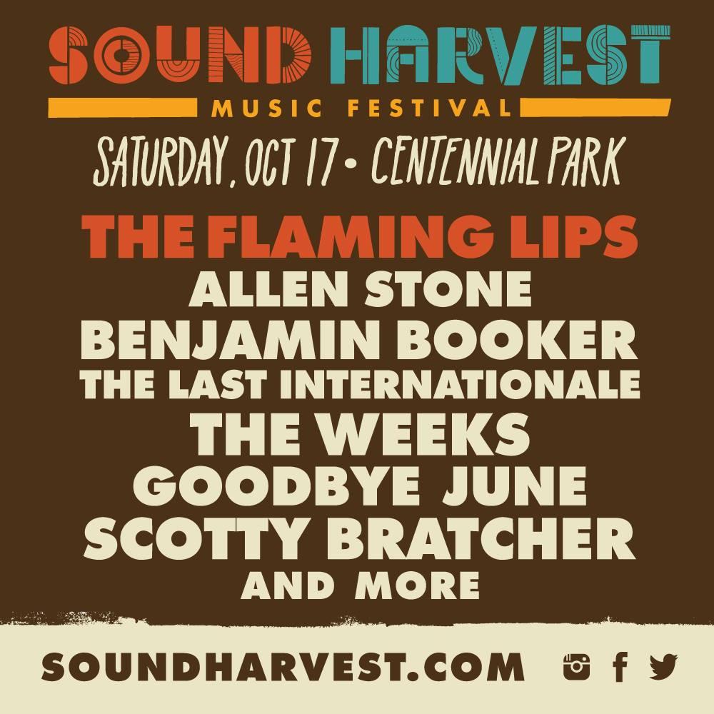 SoundHarvest Music Fest Nashville