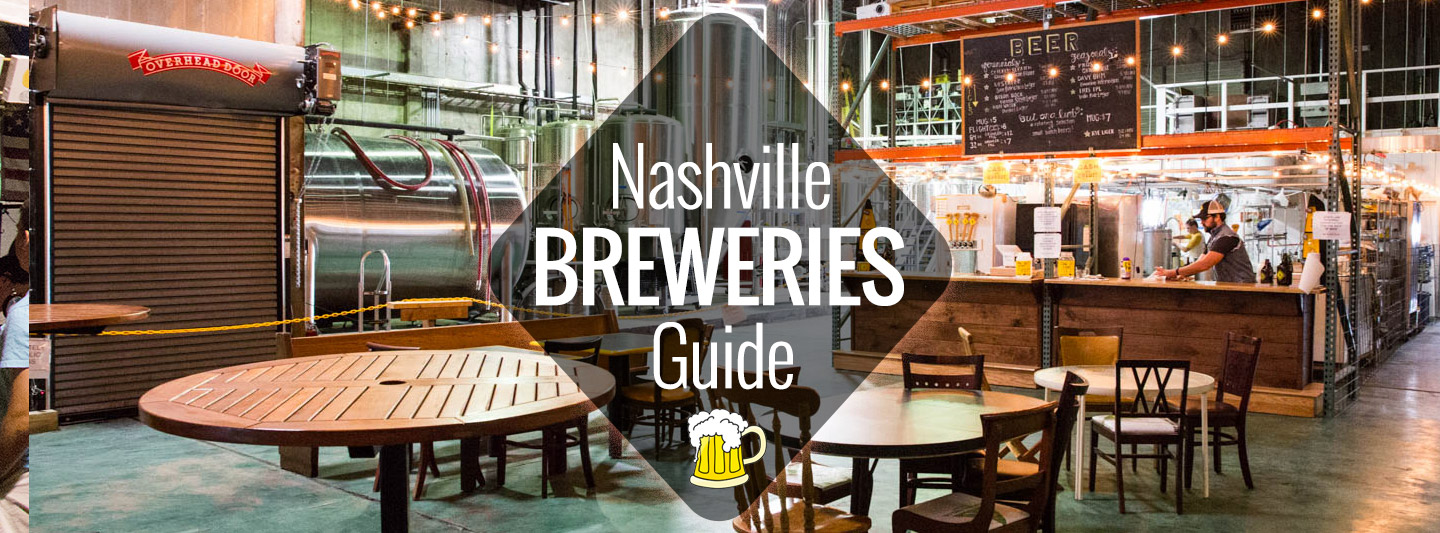Nashville breweries guide nashville guru for Best craft beer in nashville