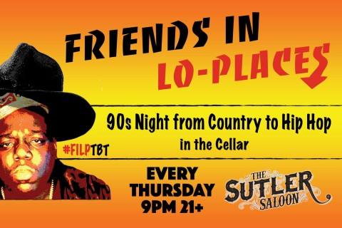 Friends in Lo Places - The Sutler