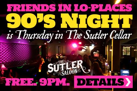 The Sutler - FILP - Cover