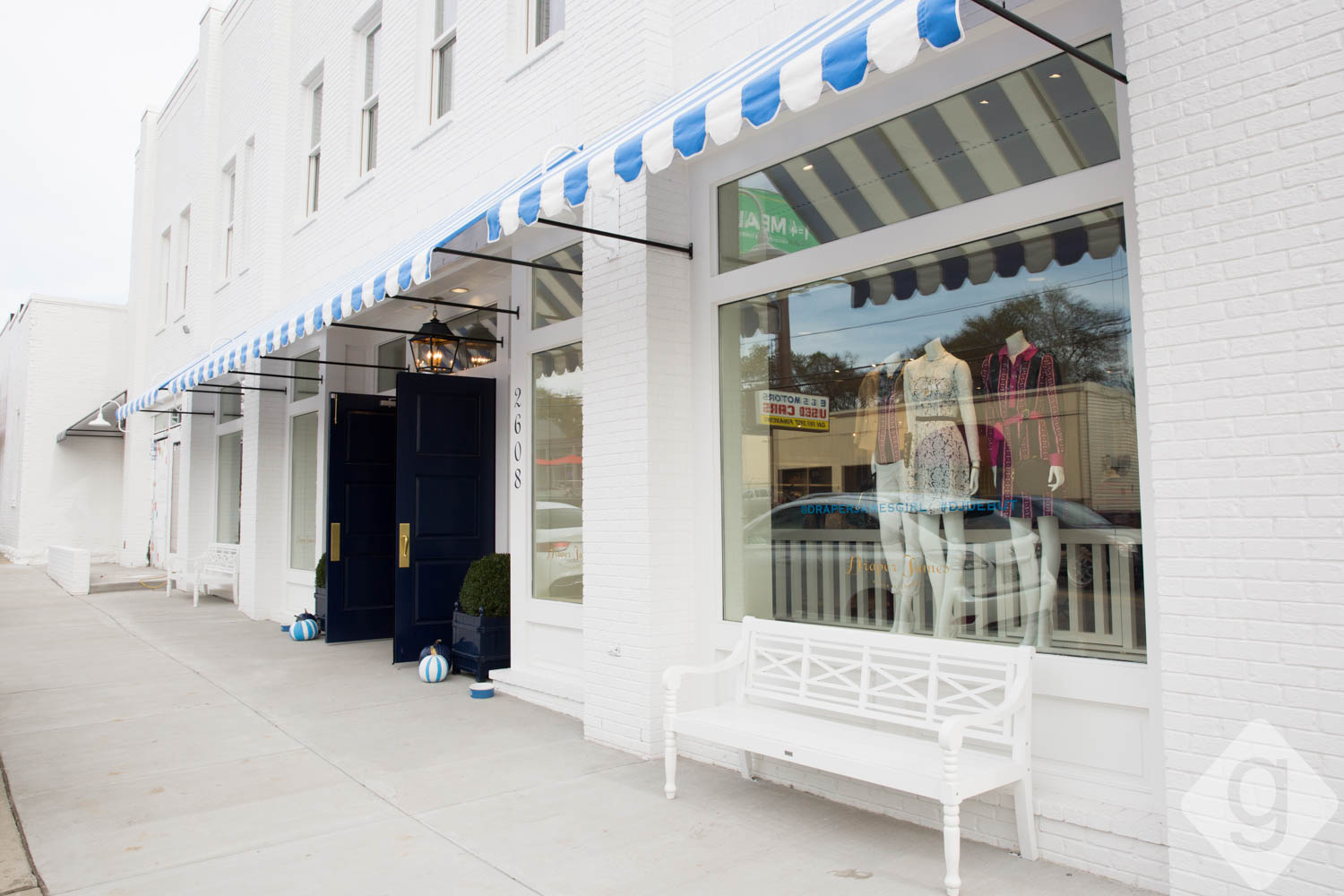 Draper james now open reese witherspoon 39 s store in 12 for Home decor stores in nashville tn