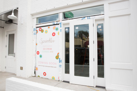 Sprinkles - Coming Soon - 12 South - Nashville