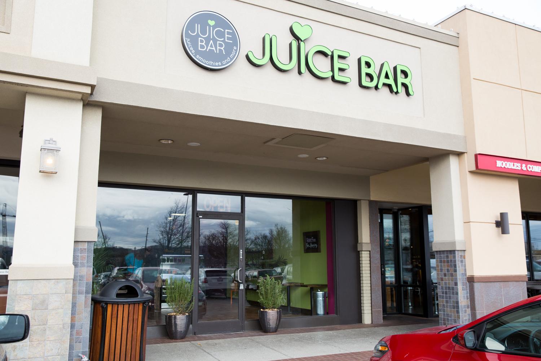 Juice Bar Green Hills