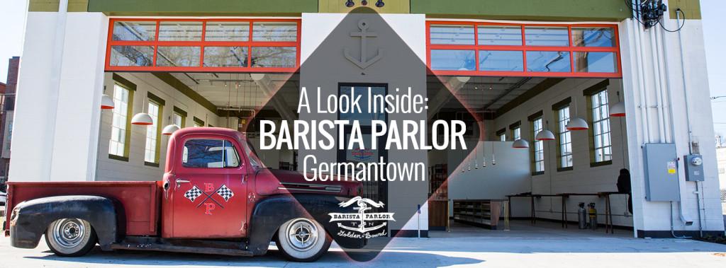 Barista Parlor Germantown