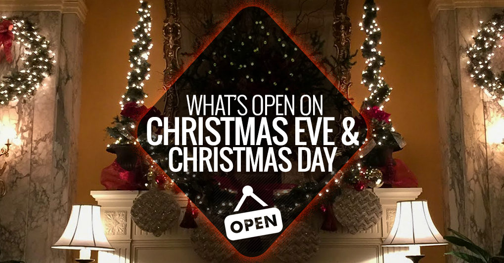 What\'s Open on Christmas Eve and Christmas Day   Nashville Guru