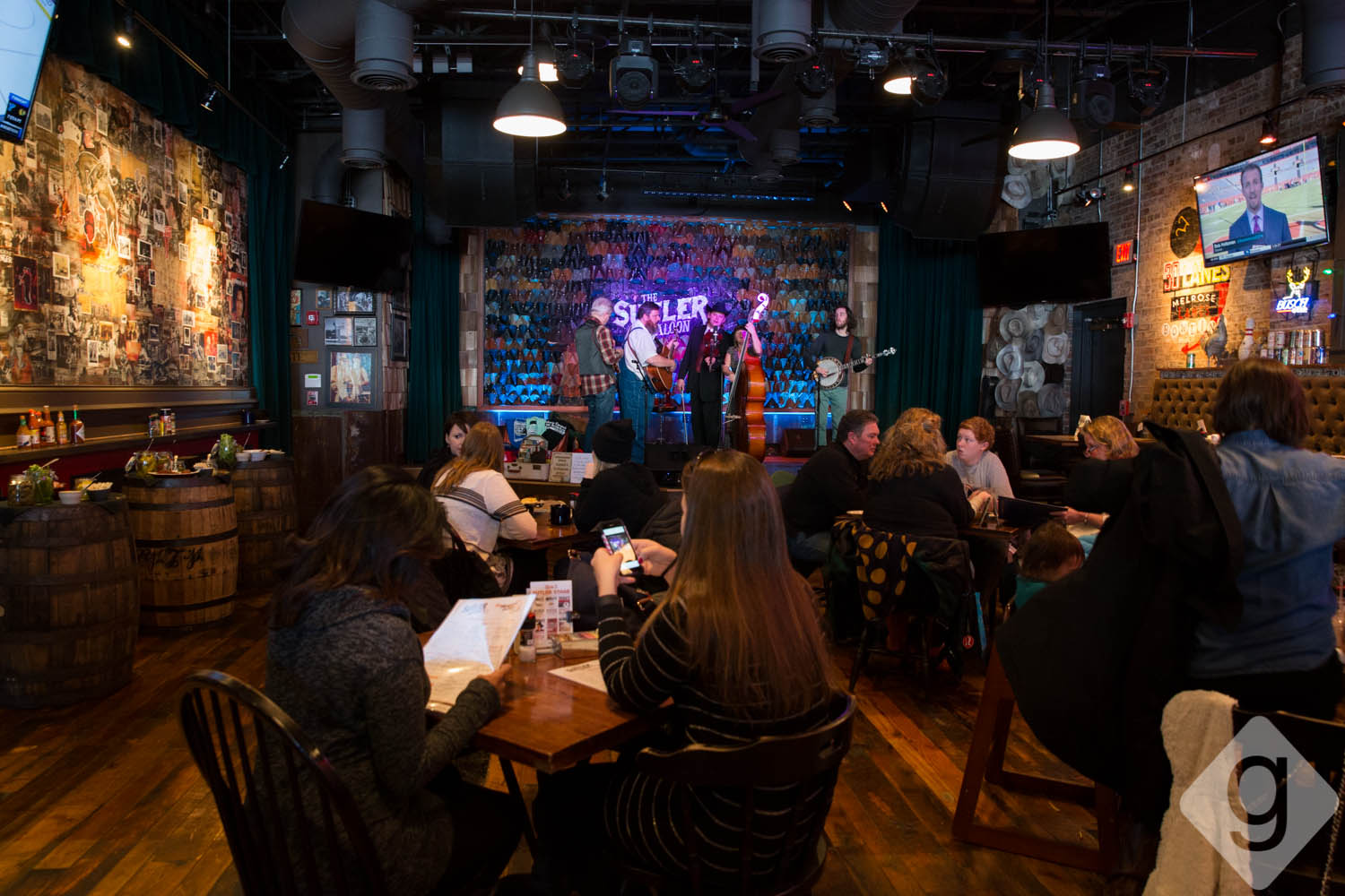 Bluegrass Brunch at The Sutler-15
