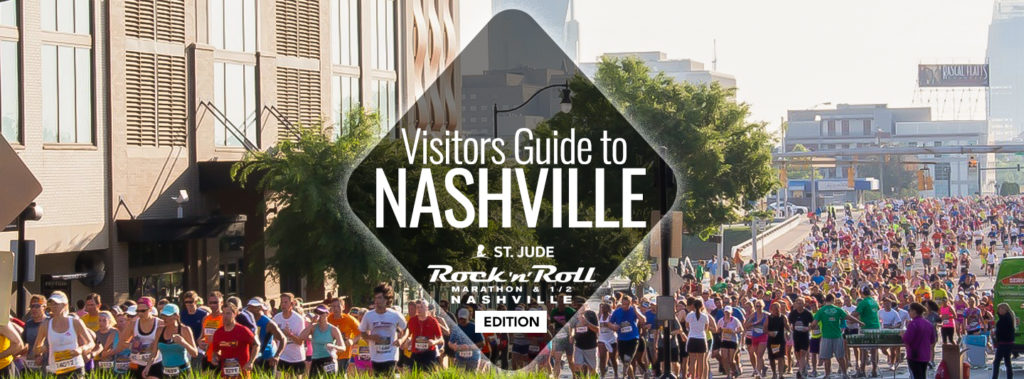 82b24a3233a Are you coming in town for the St. Jude Rock  n  Roll Nashville Marathon  and 1 2 the weekend of April 25-28