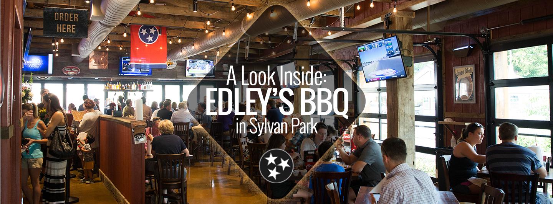 A Look Inside Edley S In Sylvan Park Nashville Guru