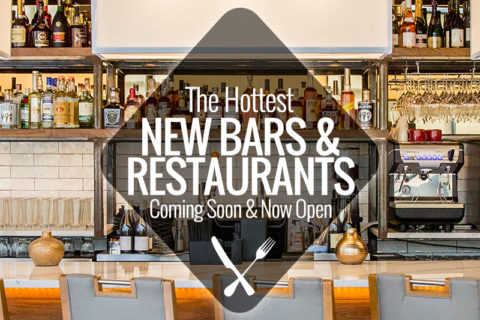New Restaurants Now Open and Coming Soon