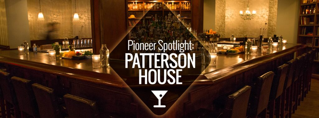 Pioneer Spotlight - Patterson House