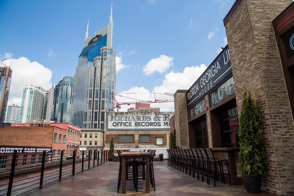 The Best Rooftop Bars In Nashville Nashville Guru