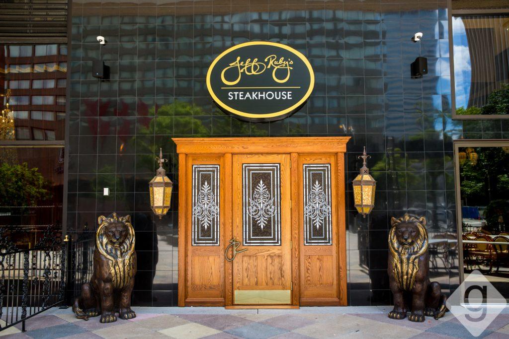 A Look Inside Jeff Ruby S Steakhouse Nashville Guru