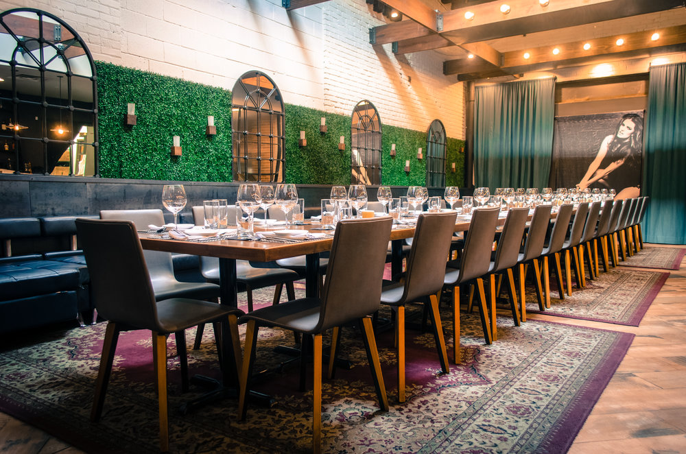 large group & private dining guide | nashville guru