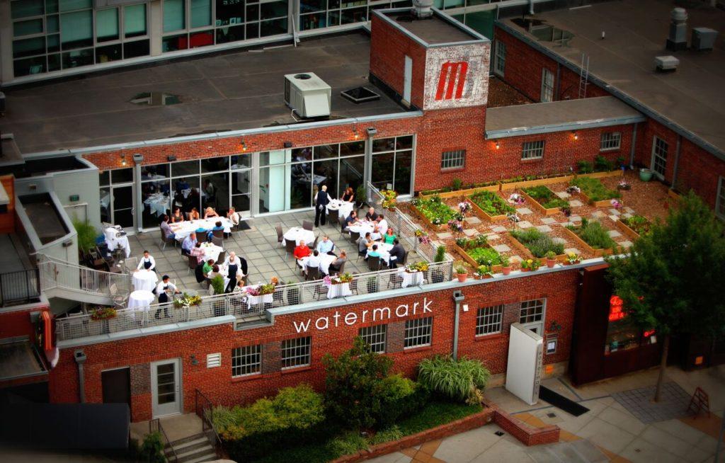 patio aerial