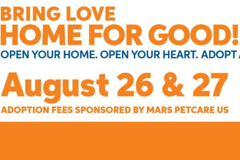 Mars Petcare - free adoption fees
