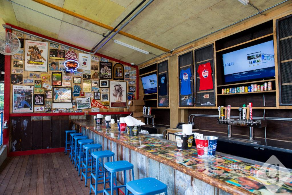 A Look Inside Martin S Bar B Que In Sobro Nashville Guru
