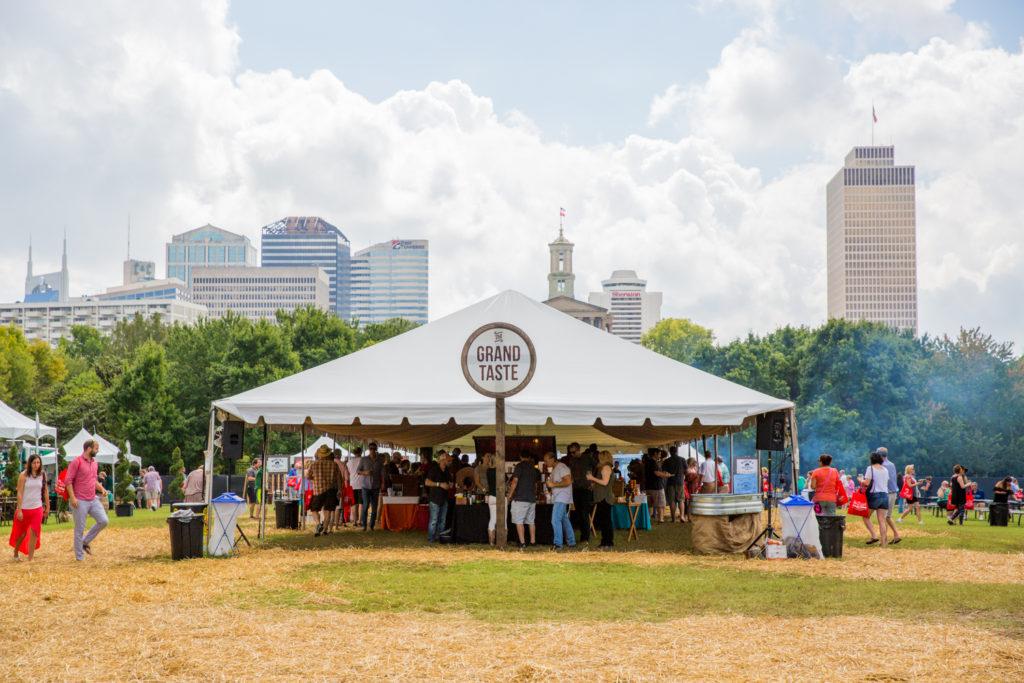 Music City Food + Wine Festival   Nashville Guru