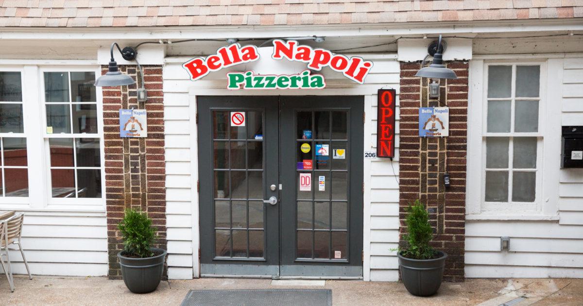 Our Menu - Bella Napoli Pizzeria | Nashville Pizza