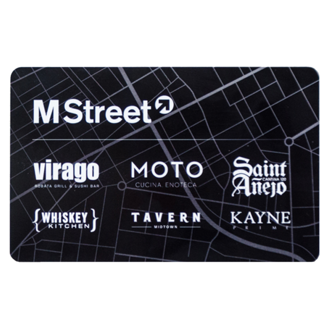 Nashville gift guide local gift ideas stores nashville guru the best thing about m street gift cards they are valid at all of their locations including saint anejo moto virago whiskey kitchen tavern colourmoves
