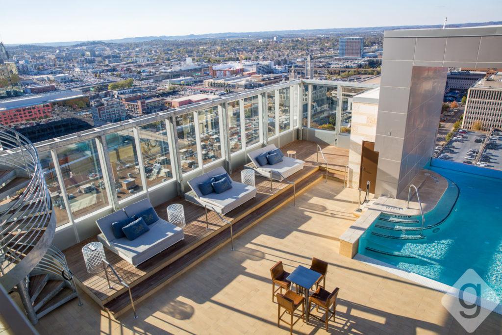 A Look Inside L27 Rooftop Bar Amp Lounge Nashville Guru