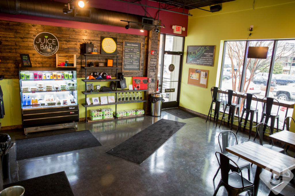 A Look Inside Juice Bar Hillsboro Village Nashville Guru