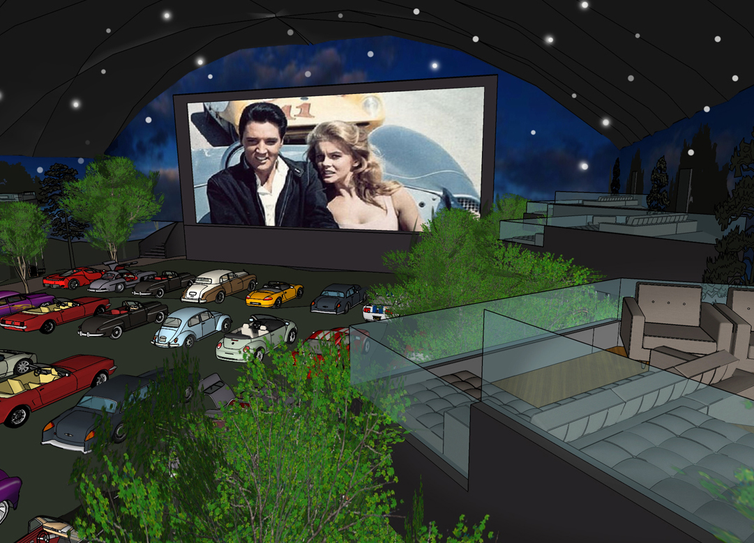 Drive: August Moon Drive-In Opening In 2018