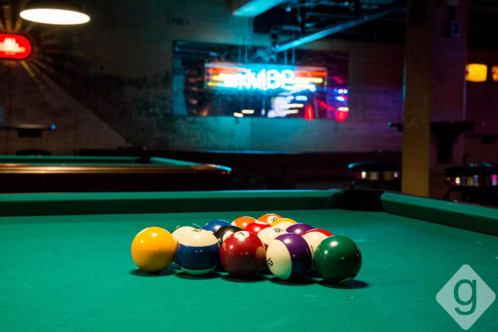 A Look Inside Melrose Billiard Parlor Nashville Guru