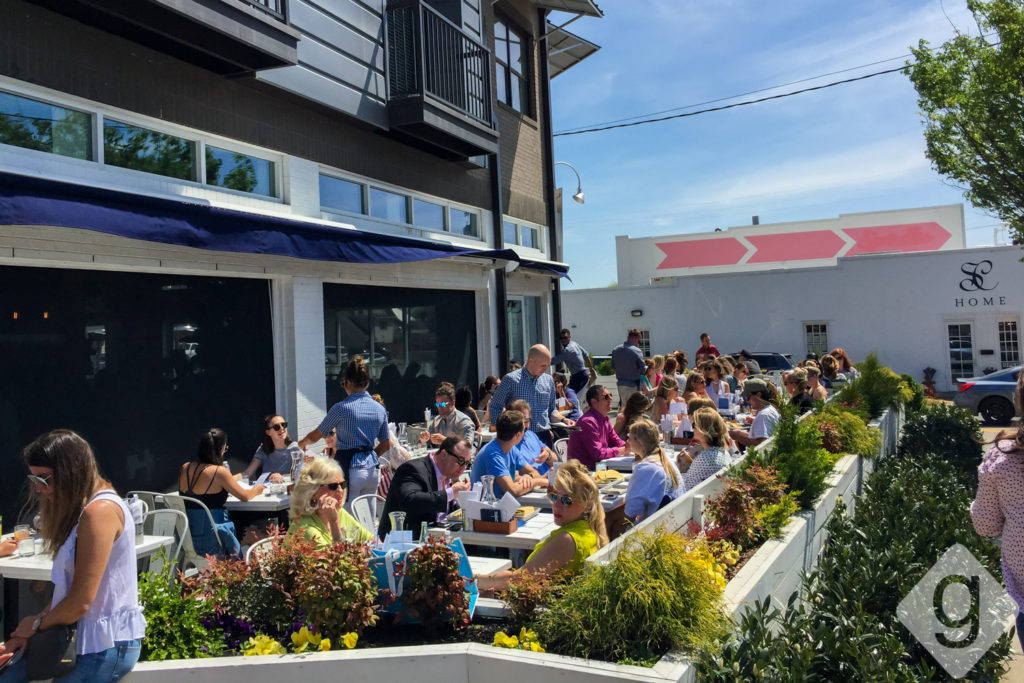 The 12 South Neighborhood Is Filled With Some Of Music Cityu0027s Most  Frequented Restaurants, Including Bartaco. Their Outdoor Patio May Be The  Most Popular In ...