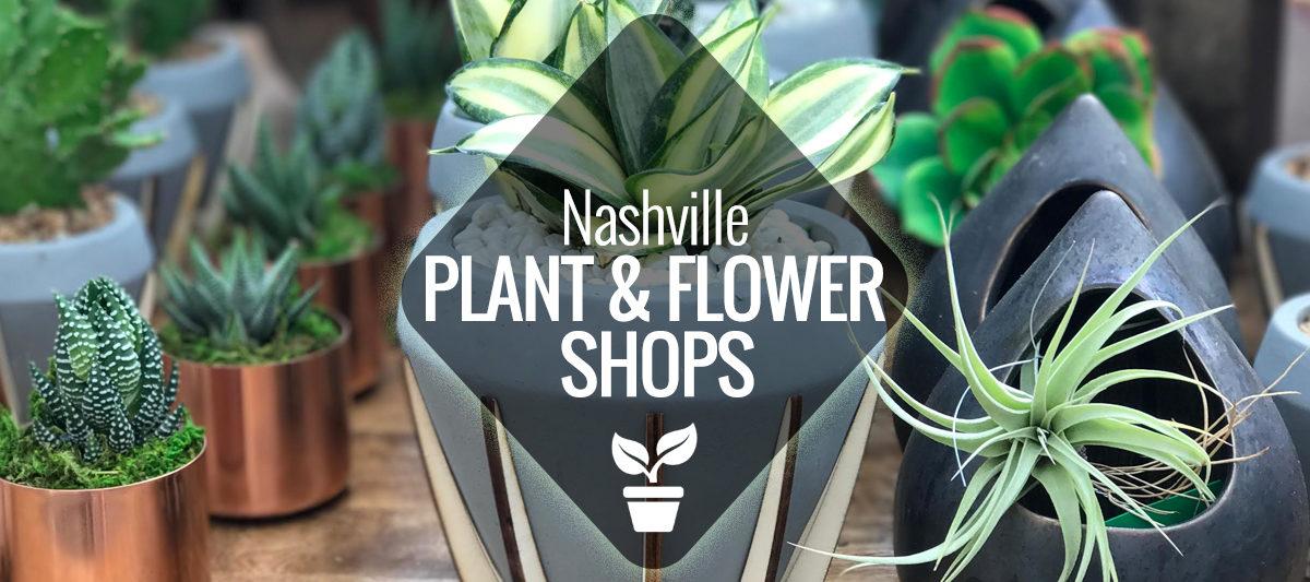 Plant flower shops in nashville guru