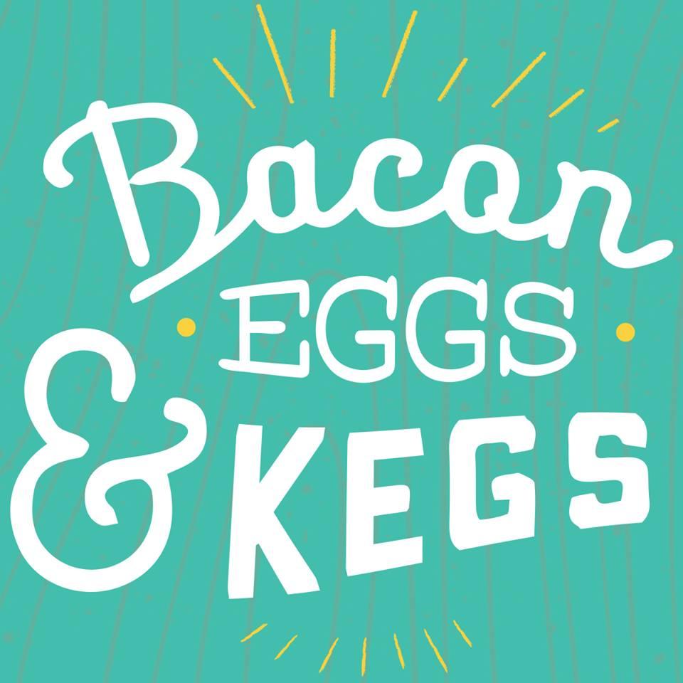 Bacon Eggs & Kegs