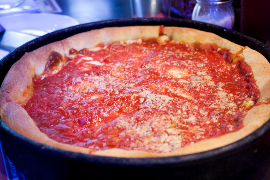 Ginos East Is Bringing Chicago Deep Dish Pizza To Nashville