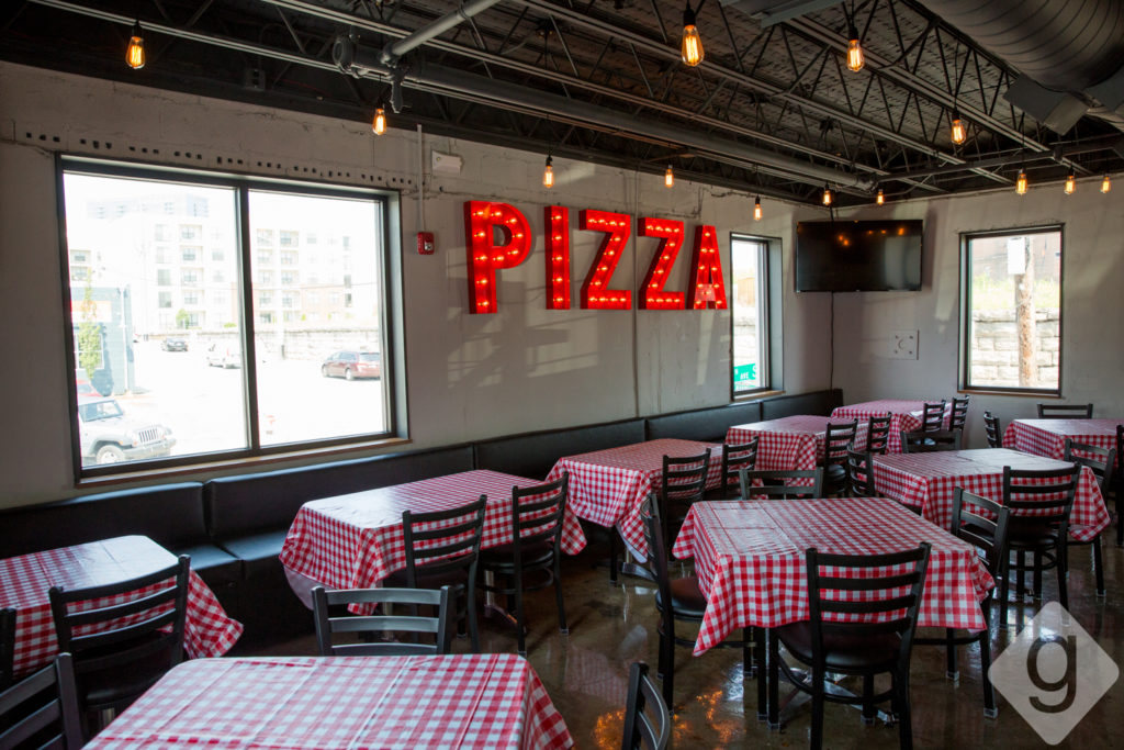A Look Inside Night Train Pizza Nashville Guru