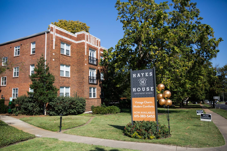 Hillsboro Village Apartments Nashville Tn