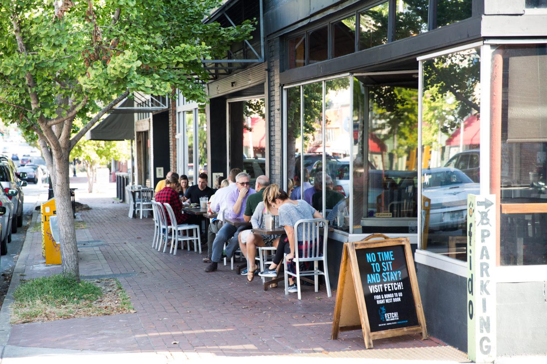 Restaurants Hillsboro Village New City Supermarket