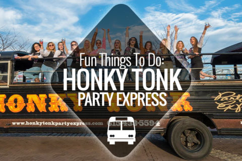 Fun Things To Do Honky Tonk Party Express