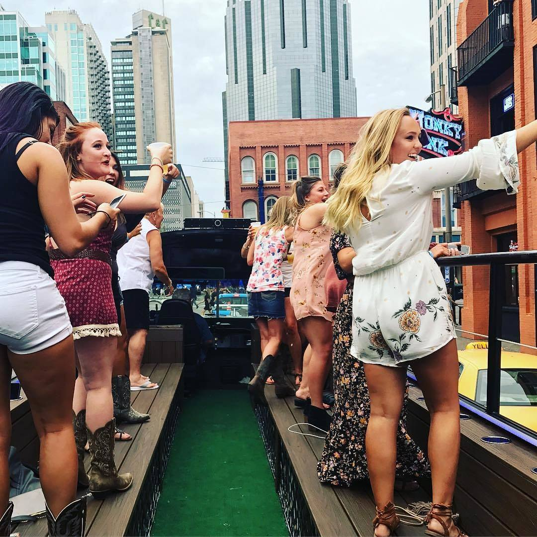 Fun Things To Do: Honky Tonk Party Express