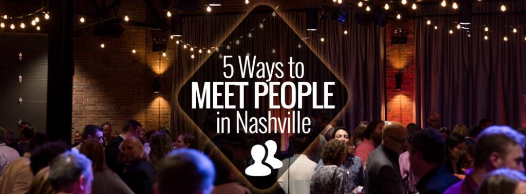 Good ways to meet people