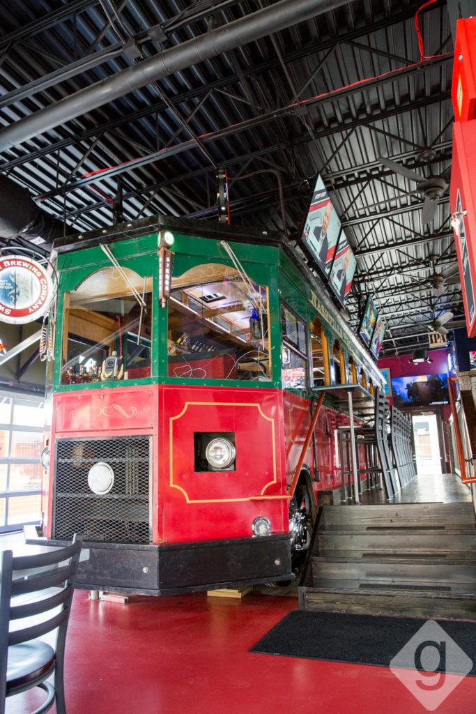 A Look Inside Germantown Depot Nashville Guru