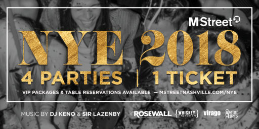 New Years Eve 2018 Nashville