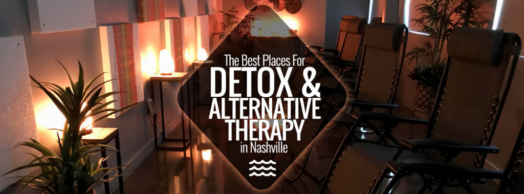 Detox & Alternative Therapy in Nashville